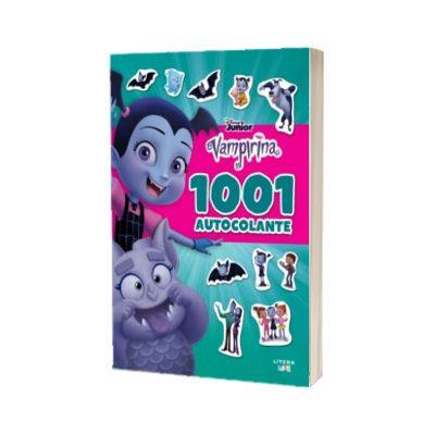 Disney Junior. Vampirina. 1001 de autocolante (Disney)