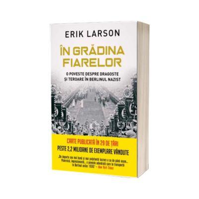 In gradina fiarelor, Erik Larson, Litera