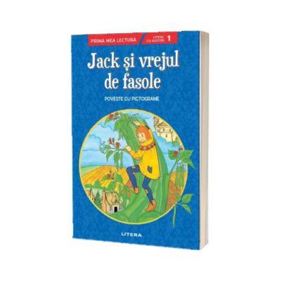 Jack si vrejul de fasole. Poveste cu pictograme. Citesc cu ajutor (Nivelul 1)