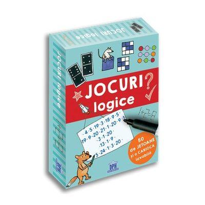 Jocuri logice - 50 de jetoane