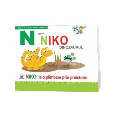 N de la Niko, Dinozaurul - Editie necartonata