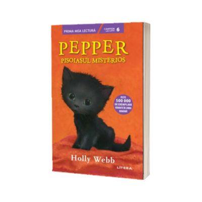 Pepper, pisoiasul misterios, Holly Webb