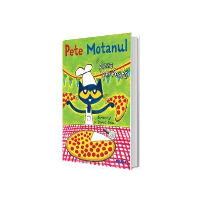 Pete Motanul si pizza perfecta, James Dean, Nemira