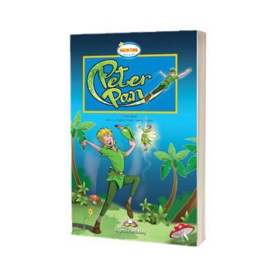 Peter Pan. Reader (with Cross-platform Application)