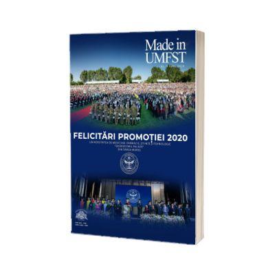 Revista MADE in UMFST Numarul 9. Iulie 2020, Teodora Mindru