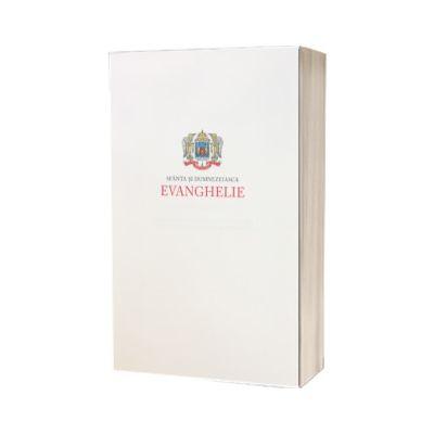 Text Evanghelie, editie omagiala Manastirea Putna, format mare