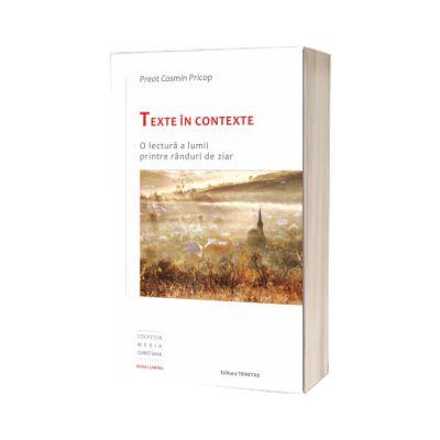Texte in contexte, Cosmin Daniel Pricop, Trinitas