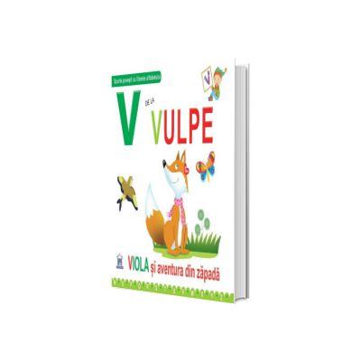 V de la Vulpe - Editie cartonata, Greta Cencetti, Didactica Publishing House