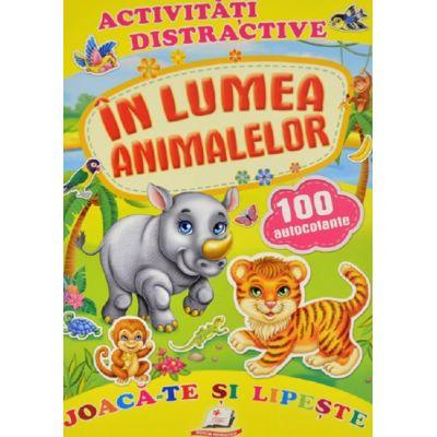 Activitati distractive in lumea animalelor