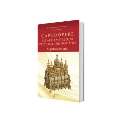 Capodopere ale artei metalelor pretioase din Romania, Victor Simion, Basilica