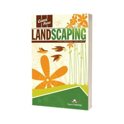 Career paths landscaping. Manualul elevului cu Digibook App, Jenny Dooley, Express Publishing