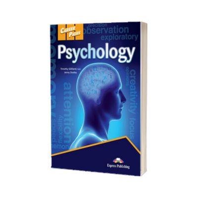 Career paths psychology. Manualul elevului cu Digibook App, Jenny Dooley, Express Publishing