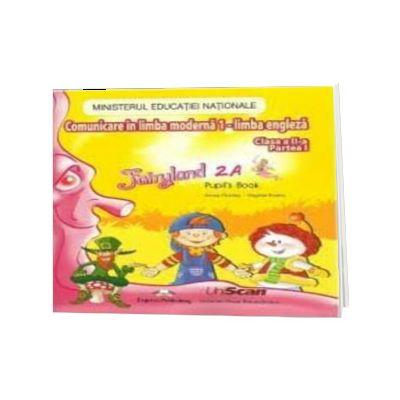 Curs de limba engleza Fairyland 2A (Partea 1) Manual Digital CD