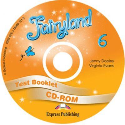 Curs de limba engleza Fairyland 6 teste CD, Virginia Evans, Express Publishing
