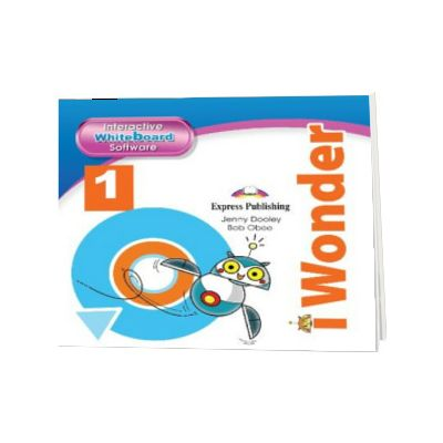 Curs de limba engleza I-Wonder 1. Software pentru tabla magnetica interactiva, Jenny Dooley
