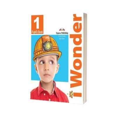 Curs de limba engleza iWonder 1 Manual cu iebook, Jenny Dooley, Express Publishing