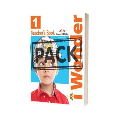 Curs de limba engleza iWonder 1 Manualul Profesorului, Jenny Dooley, Express Publishing