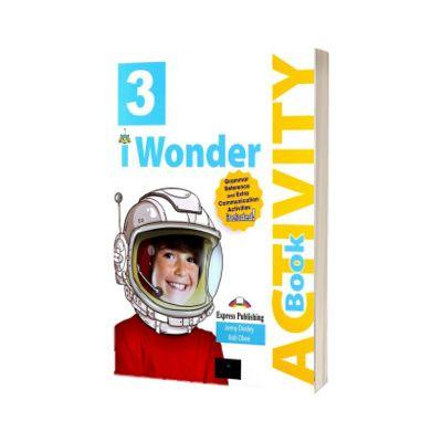 Curs de limba engleza iWonder 3 Caiet cu Digibook App, Jenny Dooley, Express Publishing