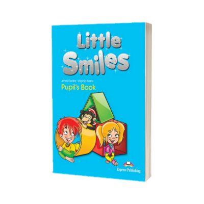 Curs de limba engleza Little Smiles Manual, Jenny Dooley, Express Publishing