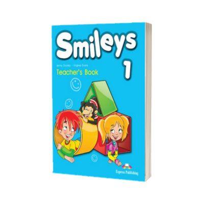 Curs de limba Engleza Smileys 1 Manualul Profesorului, Jenny Dooley, Express Publishing