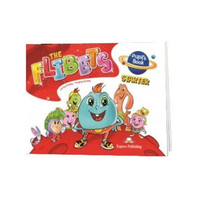Curs de limba engleza The Flibets Starter Manualul elevului, Jenny Dooley, Express Publishing