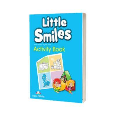 Curs limba engleza Little Smiles Caietul elevului