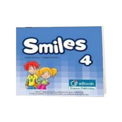 Curs Limba Engleza Smiles 4 ieBook