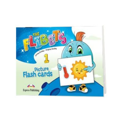 Curs limba engleza The Flibets 1 flashcards, Jenny Dooley, Express Publishing