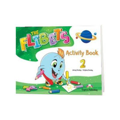 Curs limba engleza The Flibets 2 caietul elevului, Jenny Dooley, Express Publishing