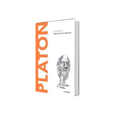 Descopera Filosofia. Platon, Dal Maschio, Litera