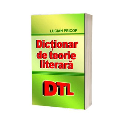 Dictionar de teorie literara, Lucian Pricop, Cartex
