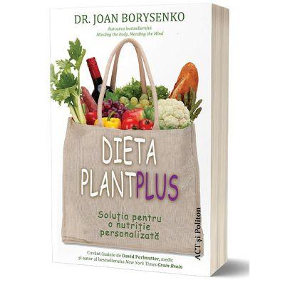 Dieta PlantPlus: Solutia pentru o nutritie personalizata