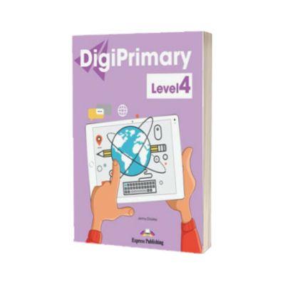 Digi Primary level 4 digi-book application, Jenny Dooley, Express Publishing