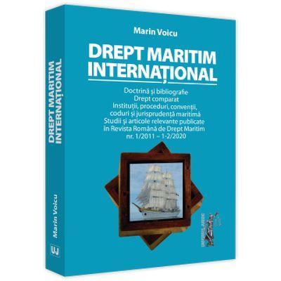 Drept maritim international