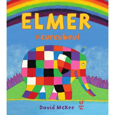 Elmer si curcubeul, David McKee