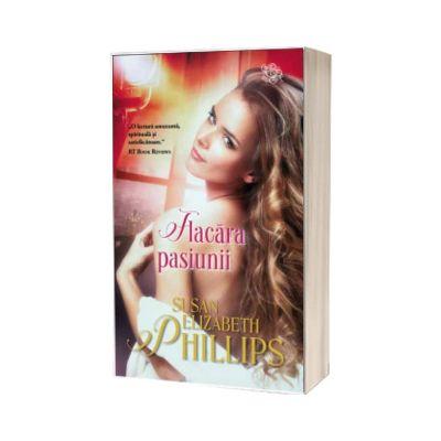 Flacara pasiunii, Susan Elizabeth Phillips, Litera