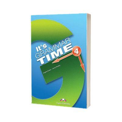 It s grammar time 4. Manualul elevului cu Digibook App, Jenny Dooley, Express Publishing