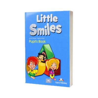 Little smiles. Manualul elevului cu IE-Book (Let s celebrate), Jenny Dooley, Express Publishing