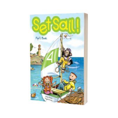 Manual Set Sail 4. Curs limba engleza