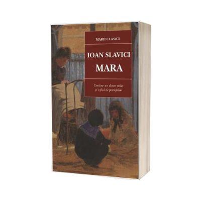 Mara, Ioan Slavici, Cartex