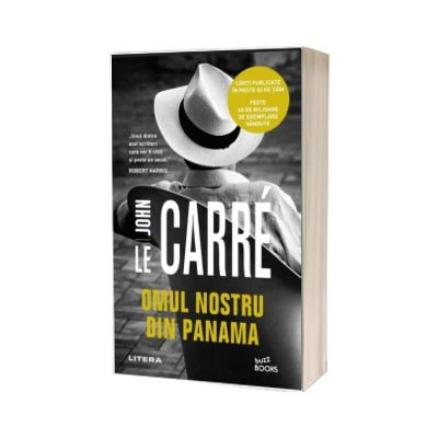 Omul nostru din Panama, John Le Carre, Litera