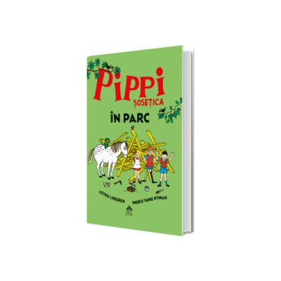 Pippi Sosetica in parc