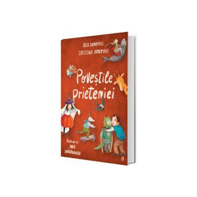 Povestile prieteniei, Cristina Donovici, Curtea Veche