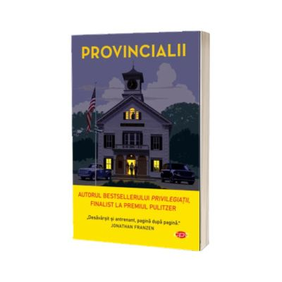 Provincialii, Jonathan Dee, Litera