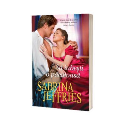 Sa iubesti o pacatoasa, Jeffries Sabrina, Alma