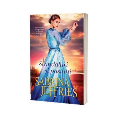Scandaluri si pasiuni, Sabrina Jeffries, Litera