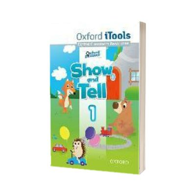 Show and Tell. Level 1. iTools