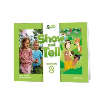 Show and Tell. Level 2. Activity Book