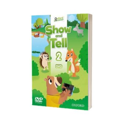 Show and Tell. Level 2. DVD-ROM