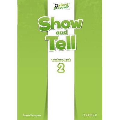 Show and Tell. Level 2. Teachers Book